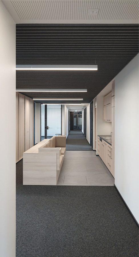 Verwaltungsgebäude Am Lindenhaus - Flur 2. OG