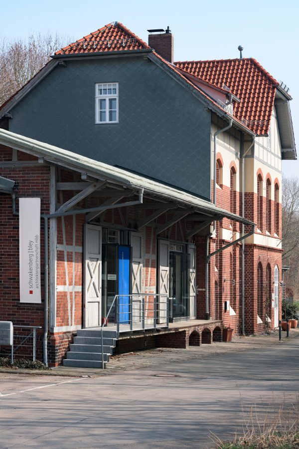 Alter Bahnhof Brake