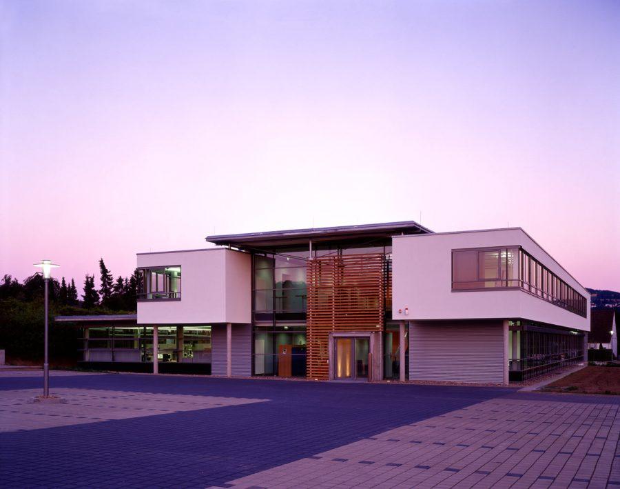 0201 Verwaltungsgebäude Pronorm 03