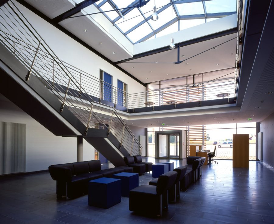 0201 Verwaltungsgebäude Pronorm 09