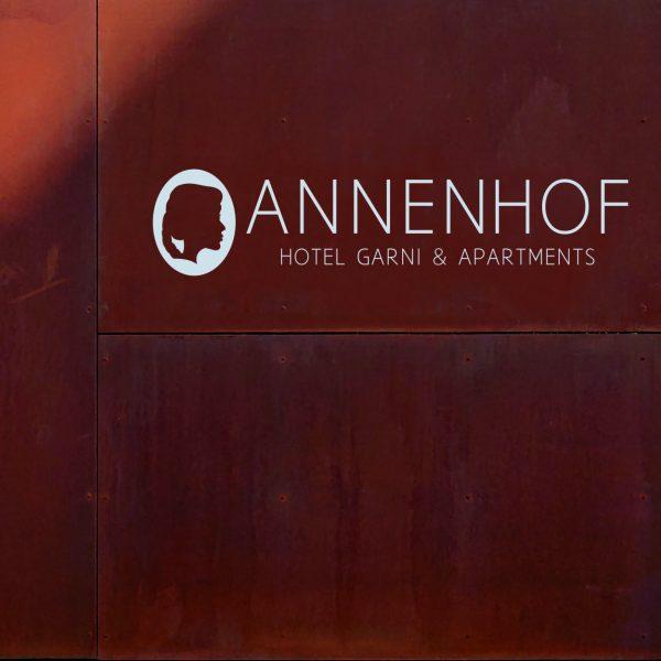Fassade Annenhof