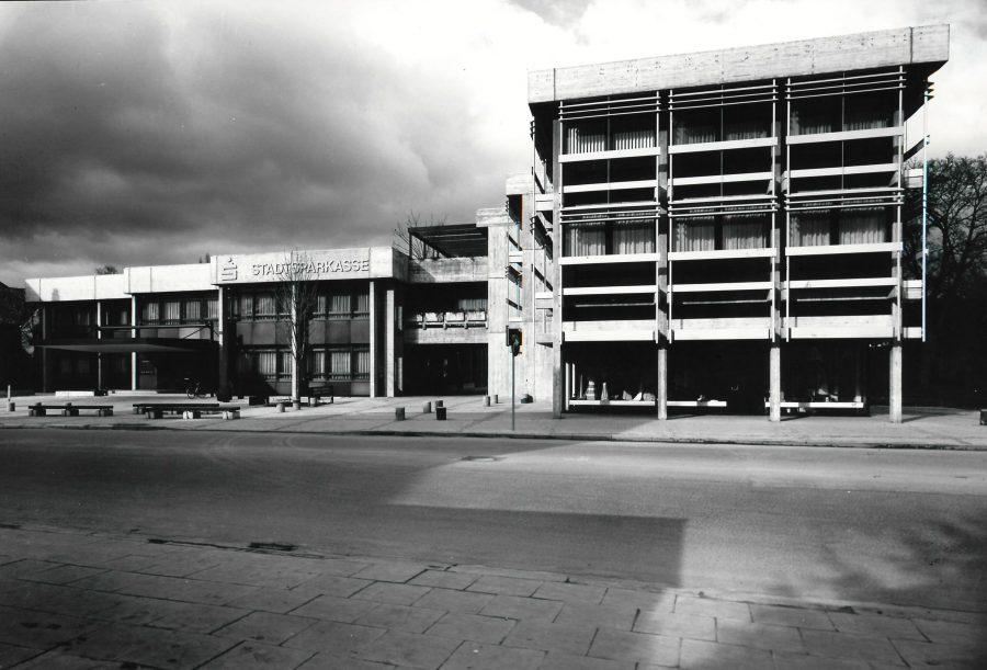 Ostertor Ansicht 1970