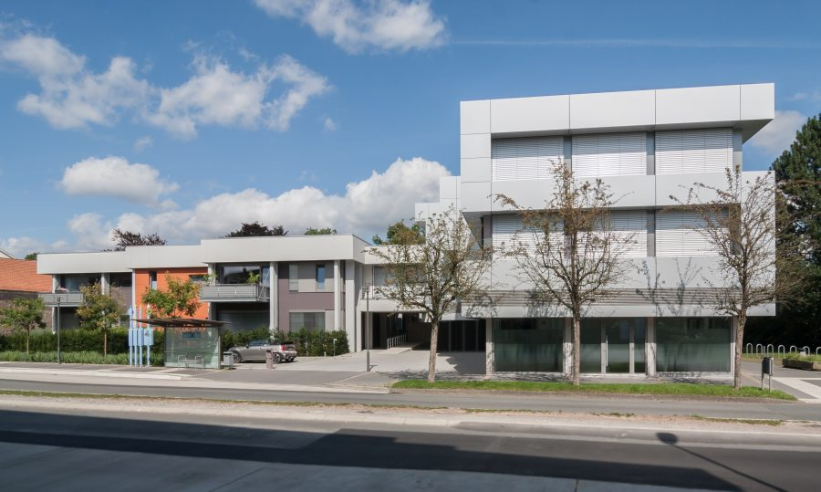 Ostertor 2-4 Fassade