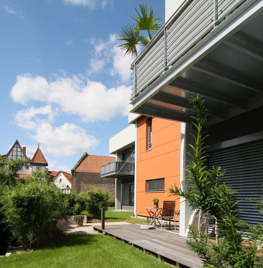 Ostertor Terrassen Wohnanlage